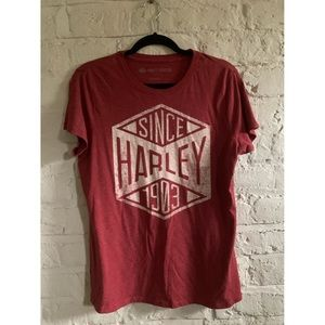 Harley Davidson Women's T-Shirt Size Large